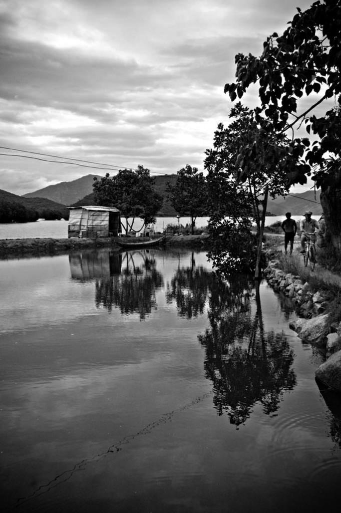 VILLAGE DE PECHEURS, KHANH HOA